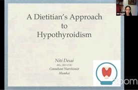 Nutrition in Thyroid Disease